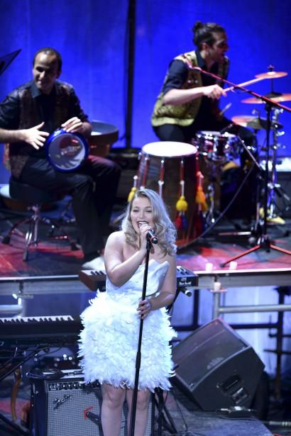 Valérie Amyot, chanteuse des Lost Fingers | 26 février 2017