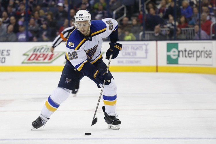 Kevin Shattenkirk... (PHOTO AP)