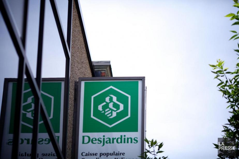 Les membres-clients du réseau des caisses Desjardins auront... (PHOTO SARAH MONGEAU-BIRKETT, archives LA PRESSE)