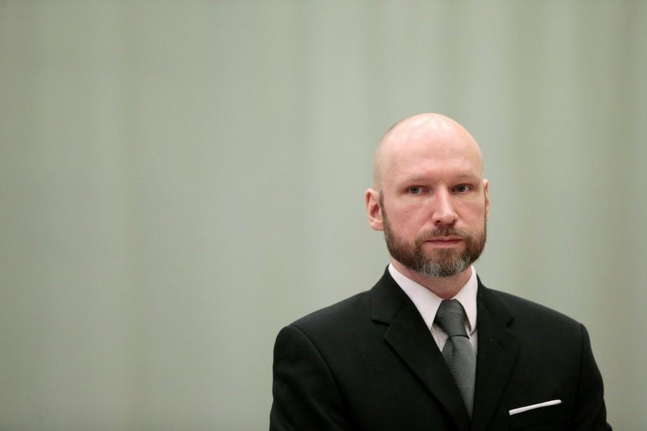 Anders Behring Breivik... (PHOTO ARCHIVES REUTERS)