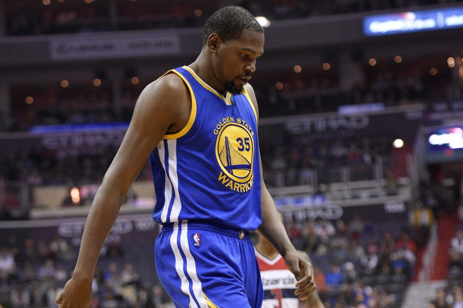 Kevin Durant... (Photo Nick Wass, archives AP)