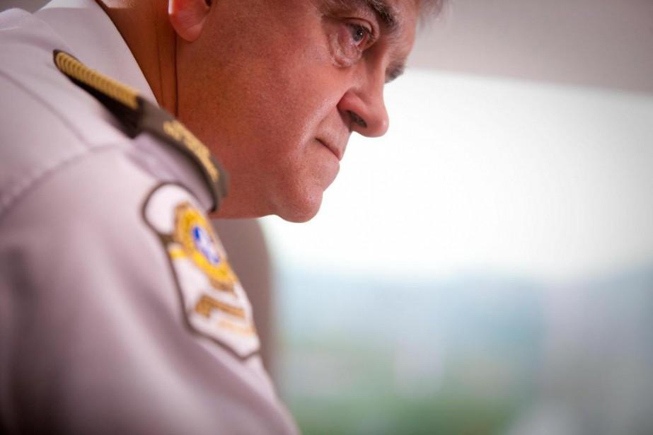 Richard Deschesnes, ancien directeur général de la Sûreté... (Photo André Pichette, Archives La Presse)