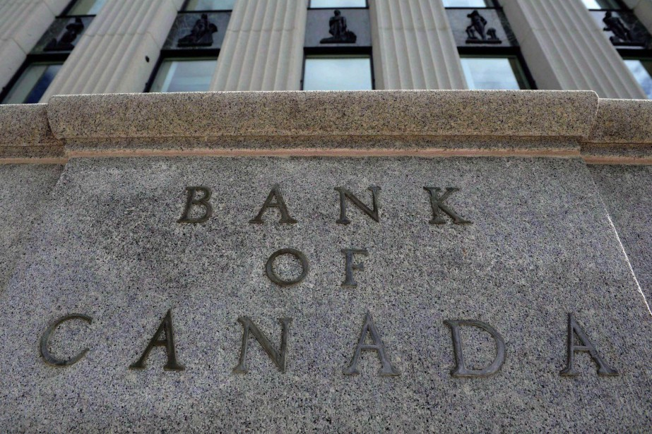 La Banque du Canada ne se montre aucunement... (Photo archives La Presse canadienne)