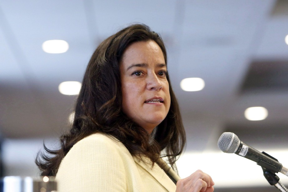 La ministre fédérale de la Justice Jody Wilson-Raybould... (Photo Fred Chartrand, archives La Presse canadienne)