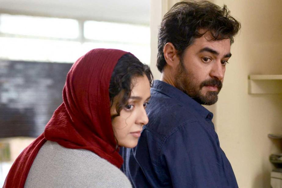 Le client d'Asghar Farhadi... (Photo fournie par Entract Films)