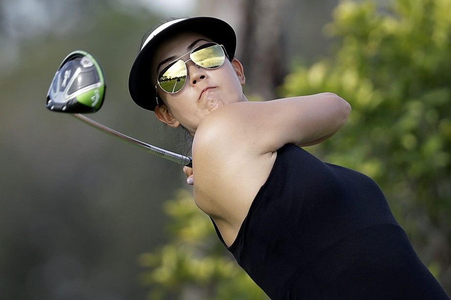 Michelle Wie... (Photo Wong Maye-E, AP)