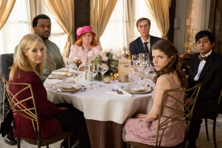 Lisa Kudrow, Anna Kendrick, Stephen Merchant, Craig Robinson,... (PHOTO FOURNIE PAR FOX)