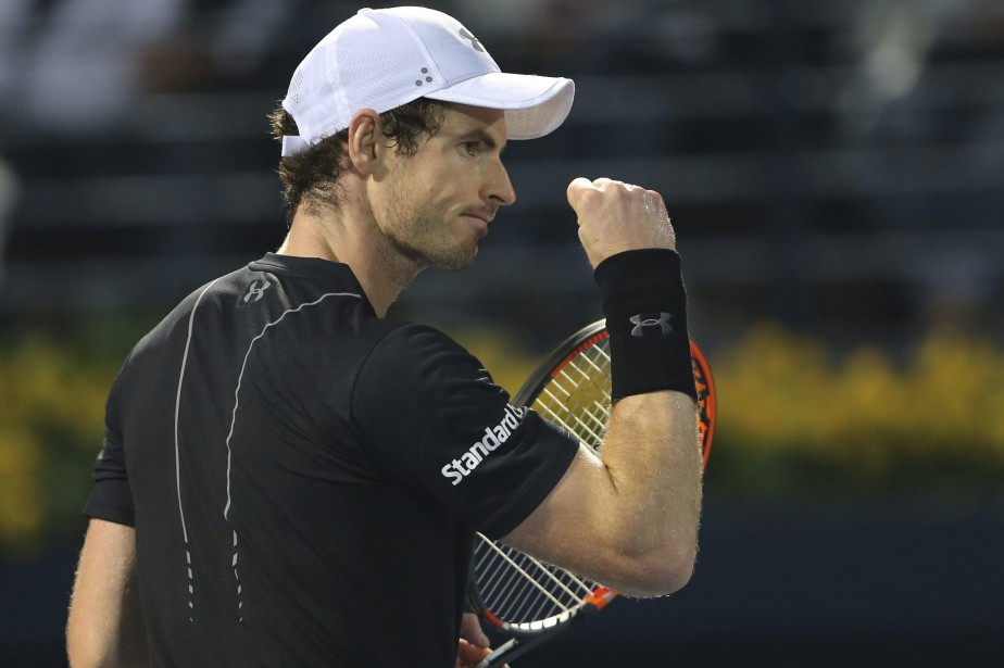 Andy Murray... (Photo Kamran Jebreili, AP)