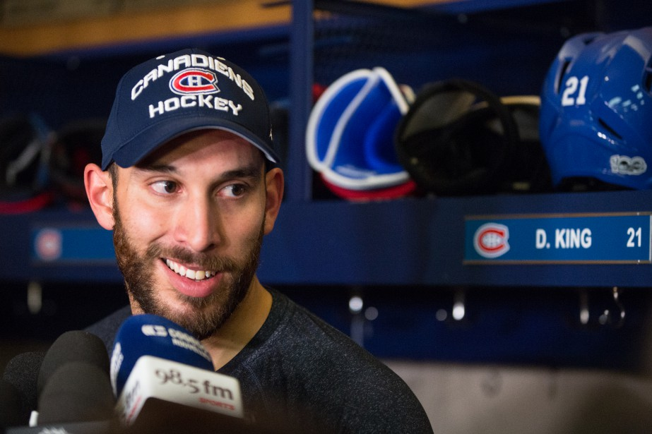 Dwight King (Photo Simon Giroux, La Presse)
