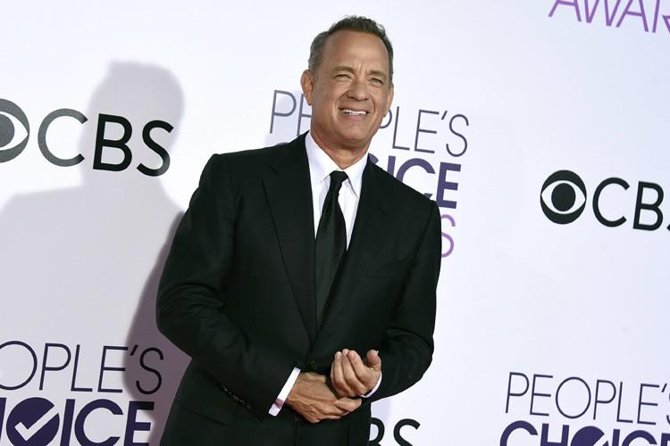 Tom Hanks... (PHOTO AP)