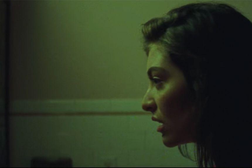 Lorde... (Photo tirée d'une vidéo)