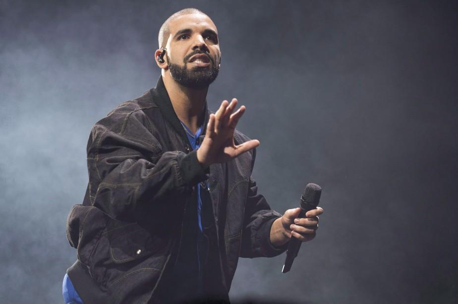Drake... (Photo Arthur Mola, archives AP)