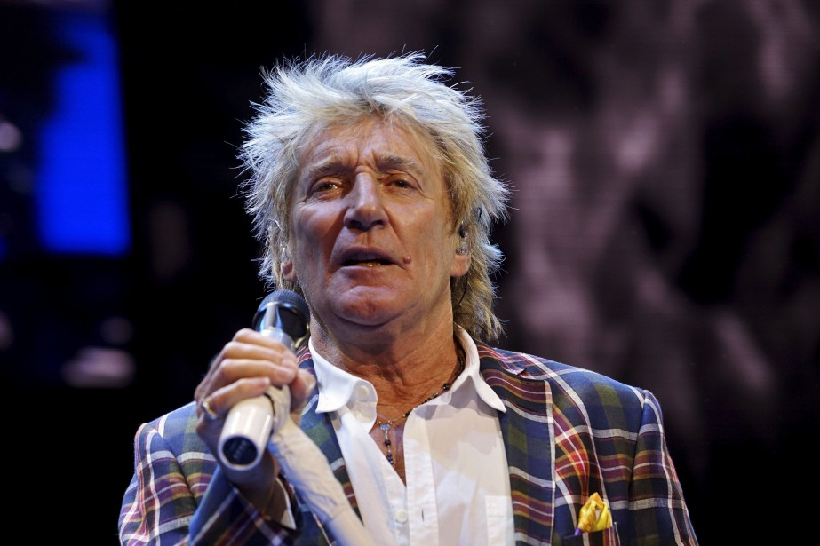 Rod Stewart... (Photo Rick Wilking, archives Reuters)