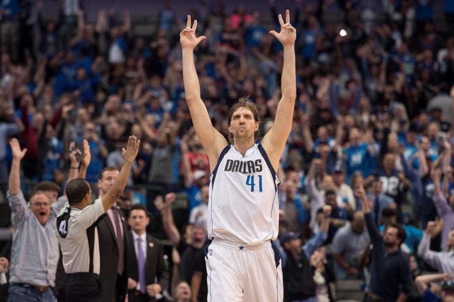 Dallas Mavericks aimerait jouer une vingtième saison dans... (Photo Jerome Miron, REUTERS)