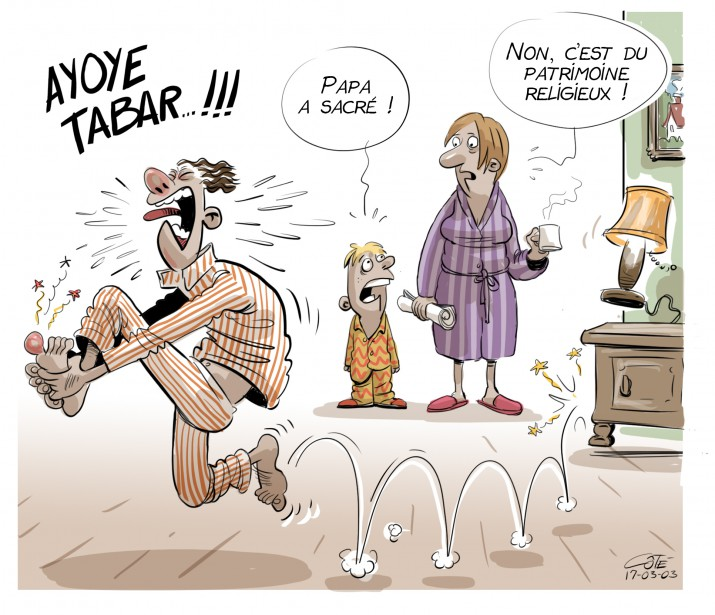 Caricature du 3 mars | 3 mars 2017