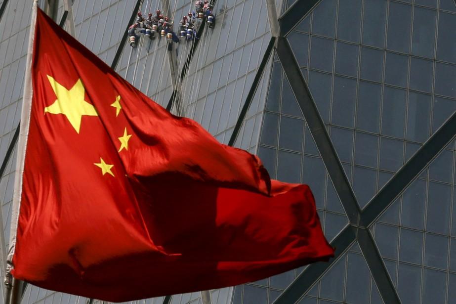 Pékin s'était fixé pour 2016 un objectif compris... (PHOTO Kim Kyung-Hoon, ARCHIVES REUTERS)