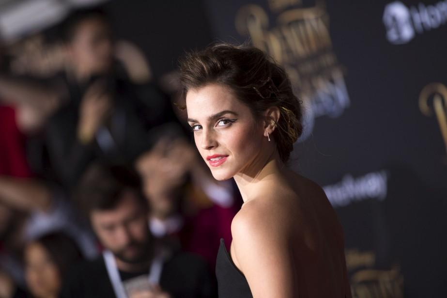 Emma Watson... (Photo Valerie Macon, archives Agence France-Presse)
