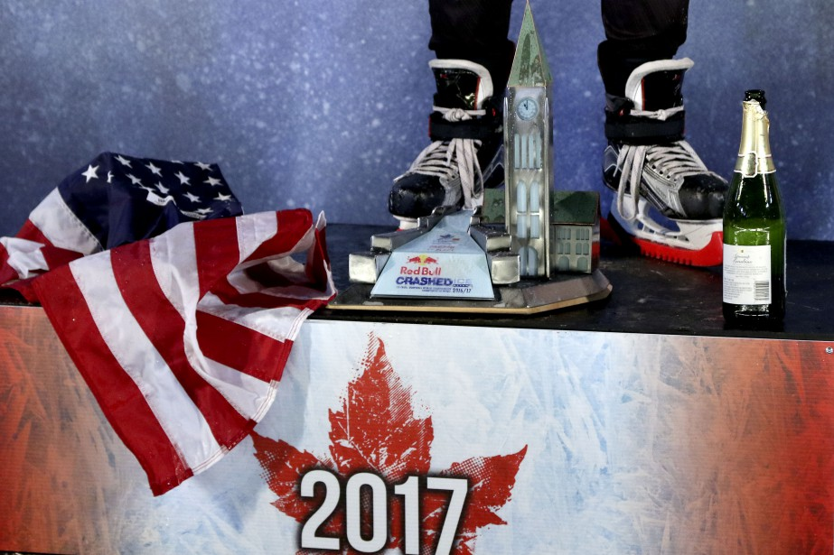 Le Red Bull Crashed Ice a offert une bonne vitrine à Ottawa | 4 mars 2017