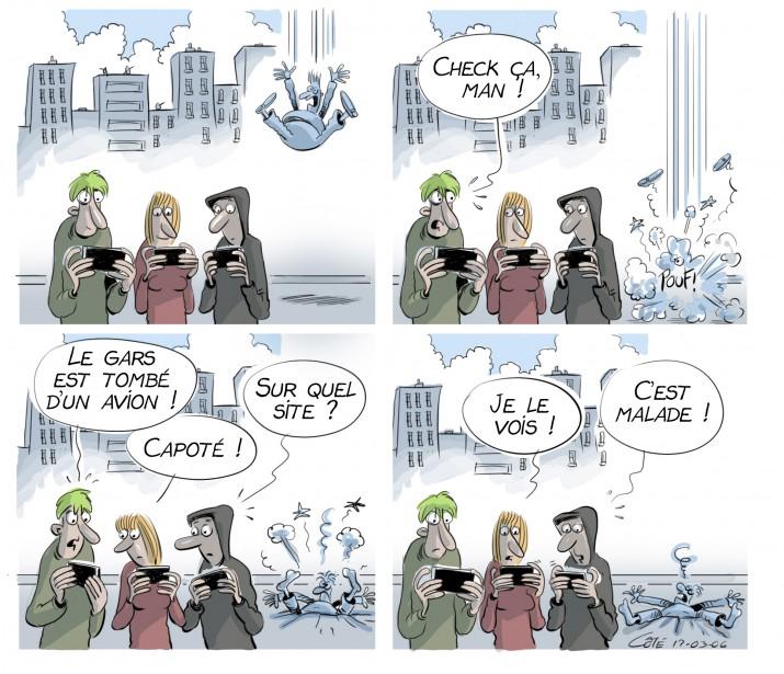 Caricature du 6 mars | 5 mars 2017