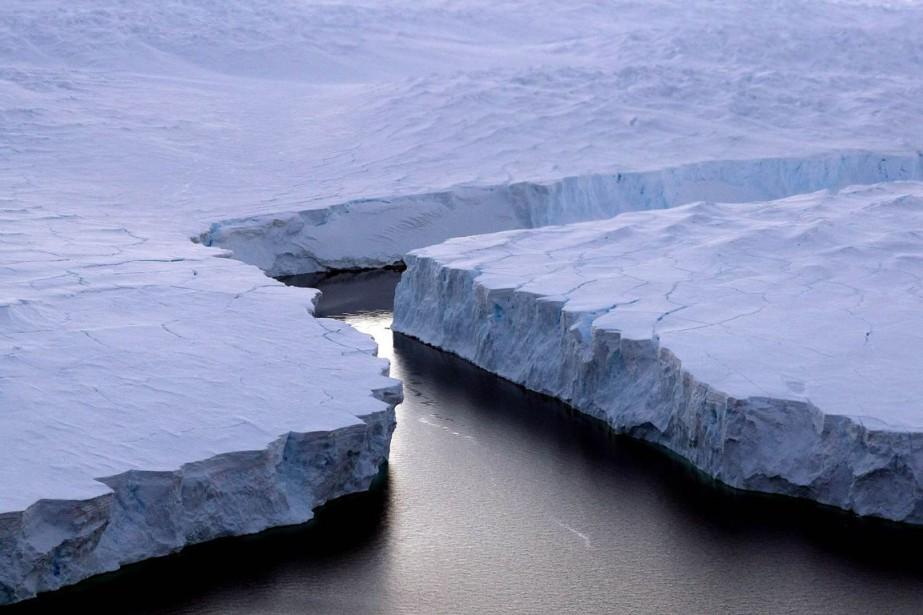 Limiter le réchauffement planétaire à +1,5°C par rapport au... (Photo AFP)