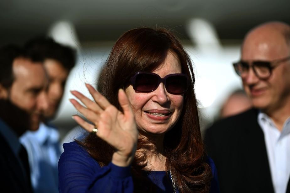Cristina Kirchner, au pouvoir en Argentine de 2007... (Photo archives AFP)