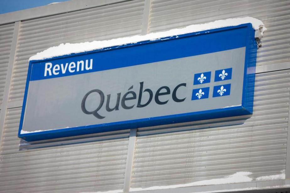 Revenu Québec a été victime d'un rançongiciel, ou... (Photo André Pichette, archivesLa Presse)