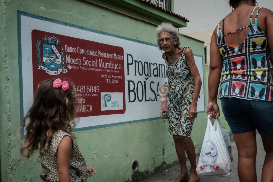 La crise économique au Brésil atteint des niveaux... (AFP)