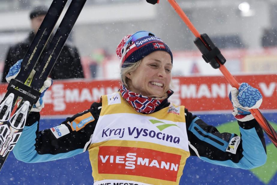 La suspension de 13 mois pour dopage imposée... (Photo Petr David Josek, archives AP)