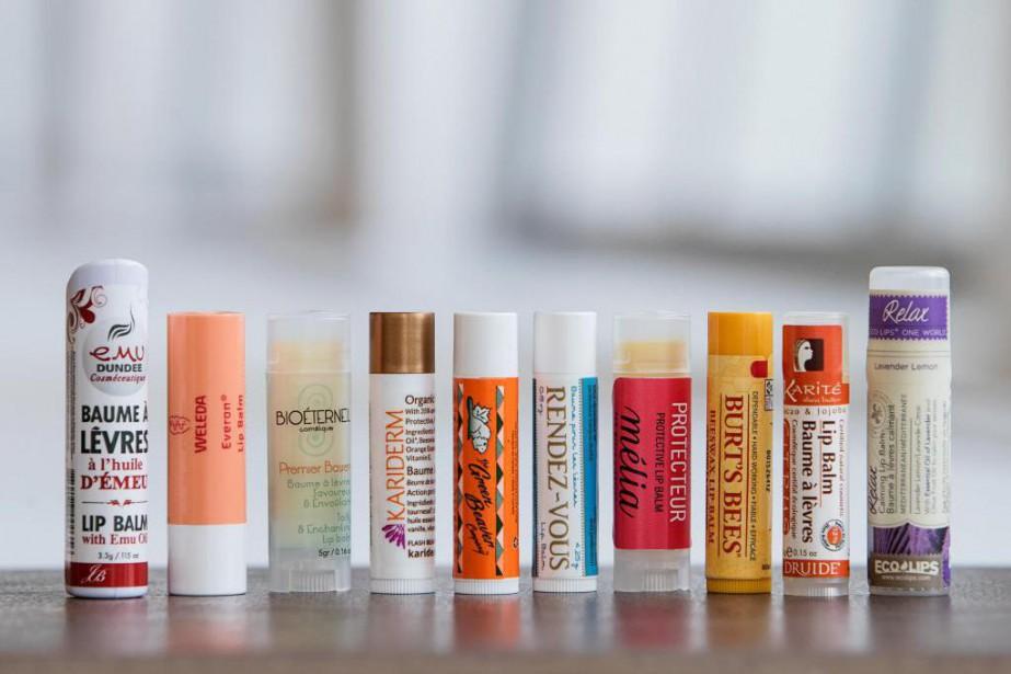 Que ce soit pour avoir de belles lèvres... (Photo Alain Roberge, La Presse)