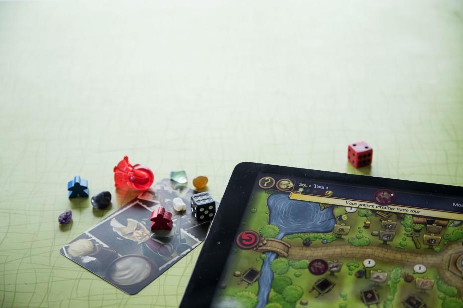 La Presse+ vous suggère trois jeux... (PHOTO ALAIN ROBERGE, LA PRESSE)