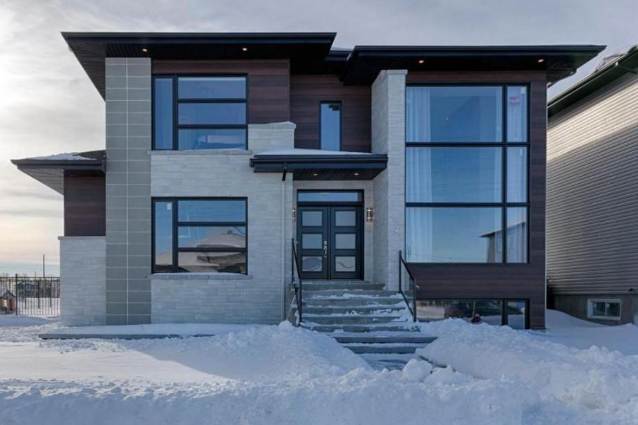 La propriété de la semaine: Chambly contemporain | Immobilier