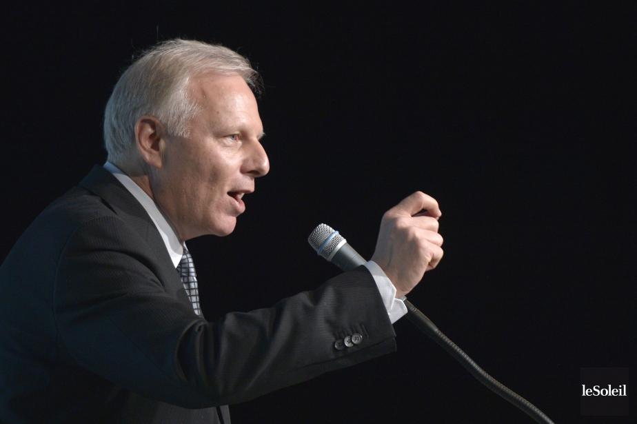 Le chef du Parti québécois, Jean-François Lisée... (Photo Yan Doublet, archives Le Soleil)
