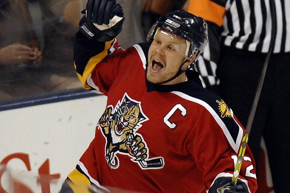 Olli Jokinena disputé sept de ses 16 saisons... (Photo Steve Mitchell, archives AP)