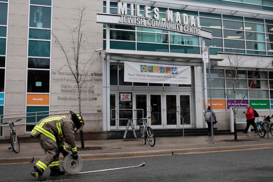 La police ontarienne a indiqué que le centre... (PHOTO Chris Helgren, REUTERS)