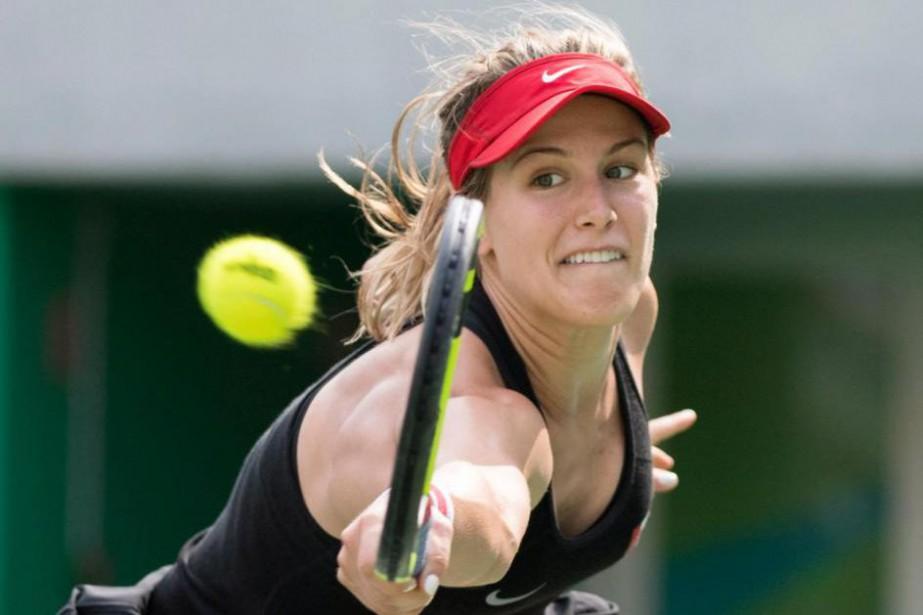Eugenie Bouchard occupe actuellement le 53e rang au... (PhotoRyan Remiorz, archives La Presse canadienne)