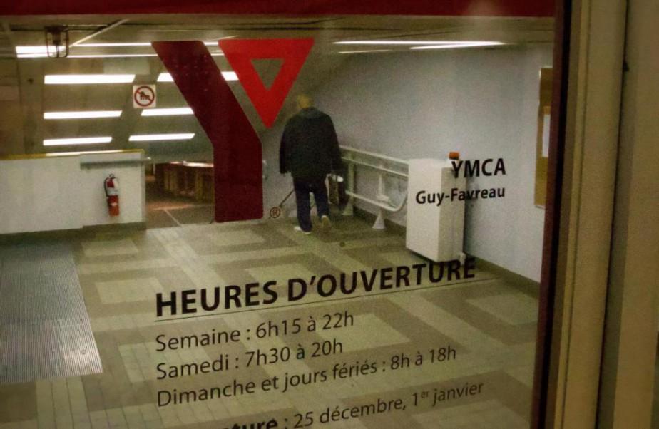 LeYMCA du Complexe Guy-Favreau pourrait fermer ses portes.... (Photo André Pichette, La Presse)
