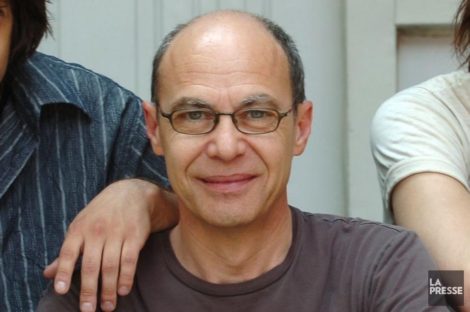 L'animateur Denis Grondin en 2006... (Photo Patrick Sanfaçon, archives La Presse)