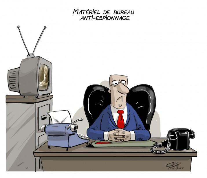 Caricature du 9 mars | 8 mars 2017