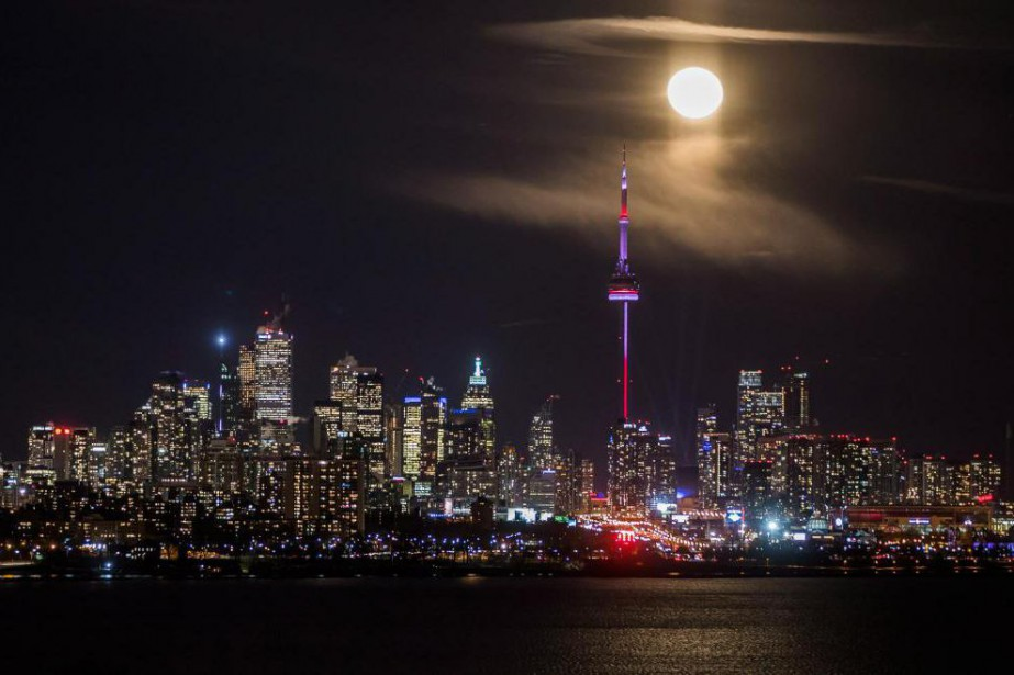 Sans surprise, la grande région de Toronto a... (Photo Mark Blinch, archives La Presse canadienne)
