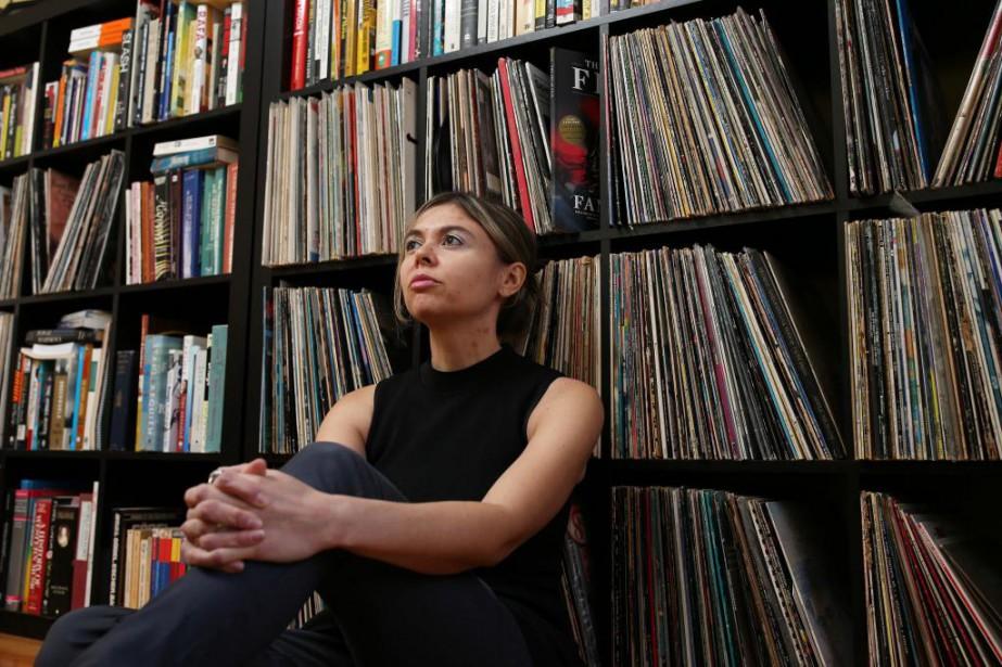 Les oeuvres de la compositrice Nicole Lizée puisent... (Photo Martin Chamberland, La Presse)