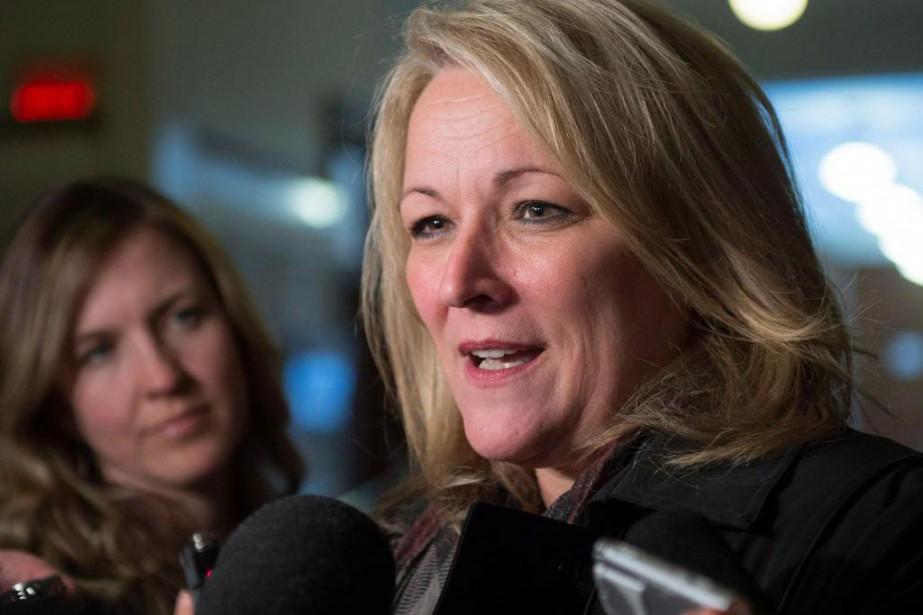 Bien qu'elle partage l'objectif d'attirer davantage de femmes... (Archives La Presse Canadienne)