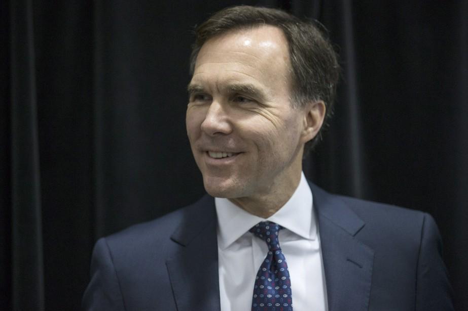Le ministre fédéral des Finances, Bill Morneau... (Photo Chris Young, La Presse canadienne)