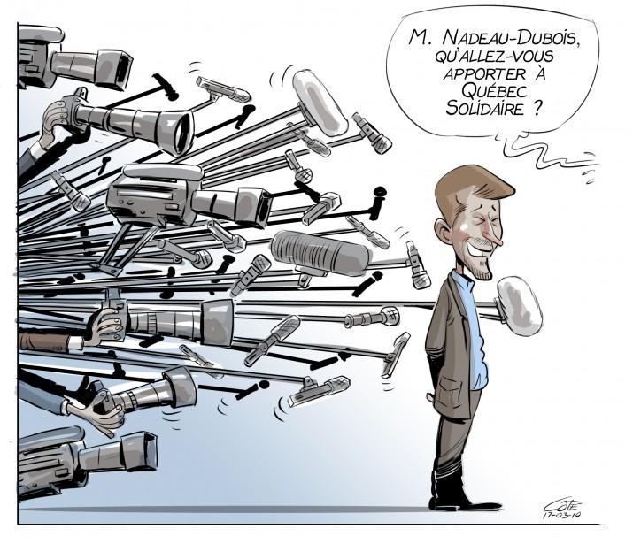 Caricature du 10 mars | 9 mars 2017