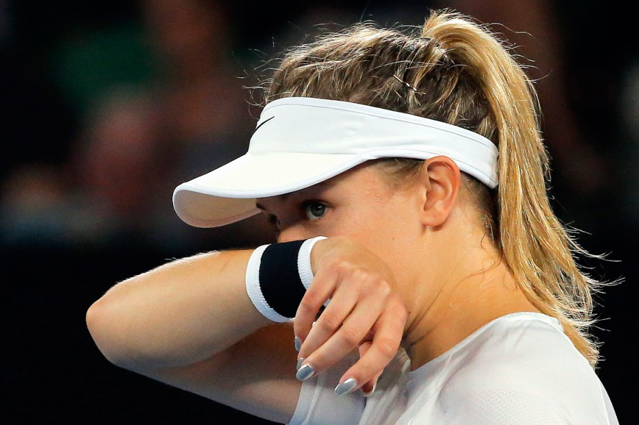 Eugenie Bouchard... (Jason Reed, archives REUTERS)