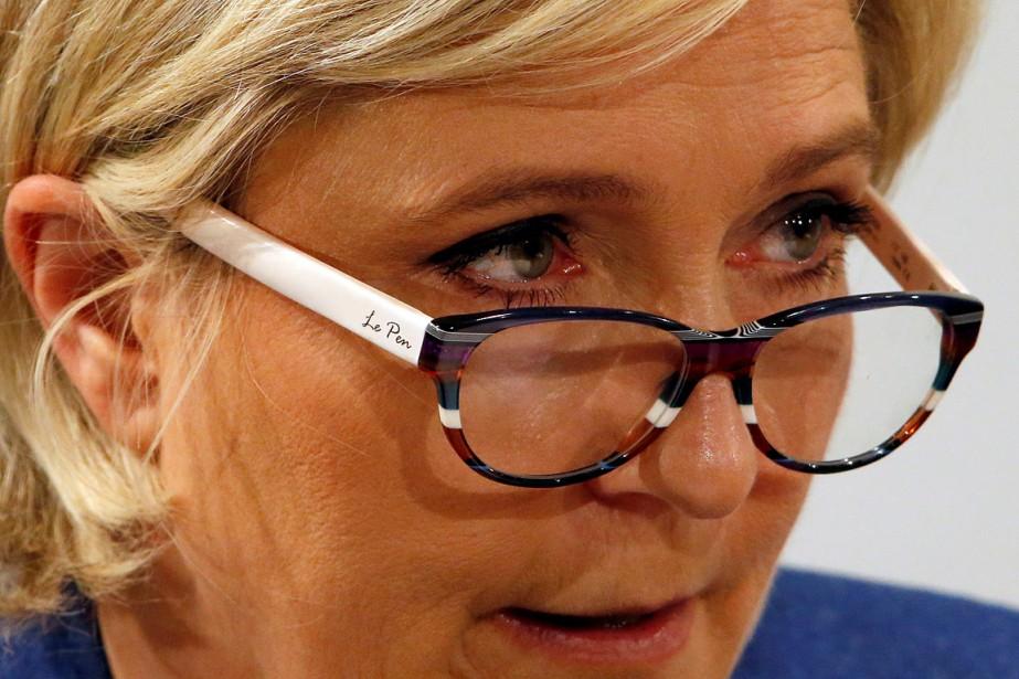 Marine Le Pen... (Charles Platiau, archives Reuters)