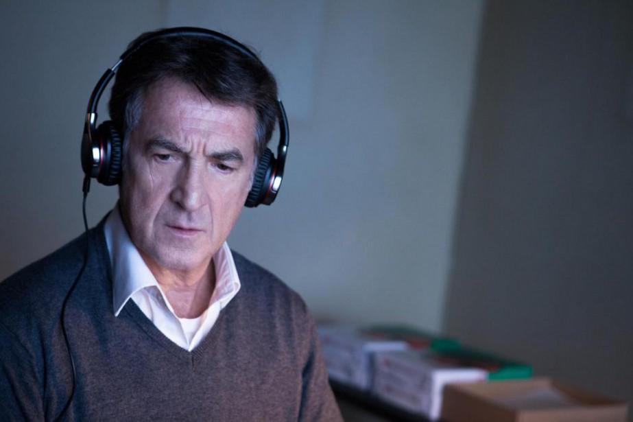 François Cluzet plonge dans un film d'espionnage dans... (Photo fournie par TVA Films)