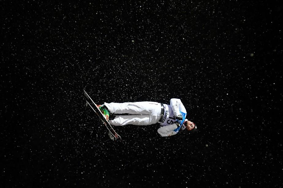 Olivier Rochon... (Photo Javier Soriano, AFP)