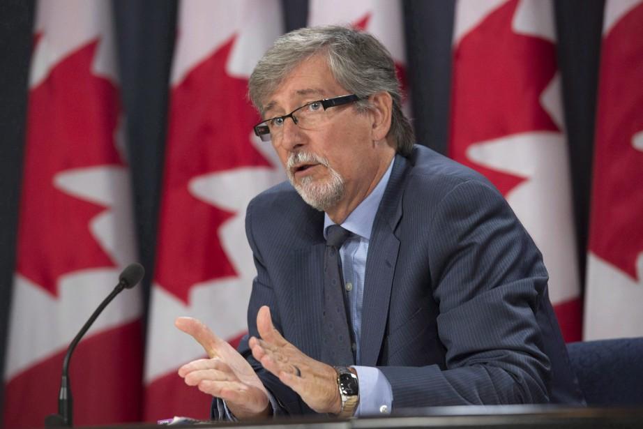 Le Commissaire à la vie privée, Daniel Therrien... (Photo Adrian Wyld, archives La Presse canadienne)