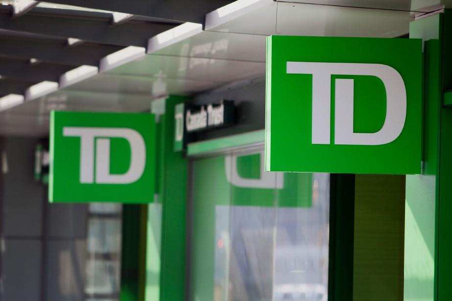 L'action de la Banque TD a fléchi en... (PHOTO Ben Nelms, Archives Bloomberg)