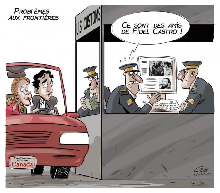 Caricature du 11 mars | 10 mars 2017